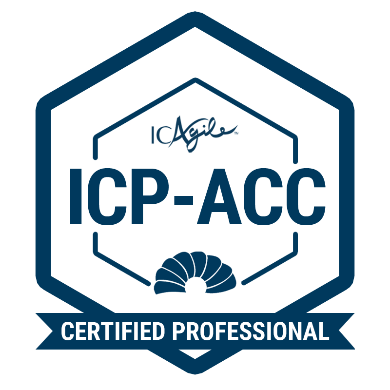Agile Coaching (ICP-ACC)